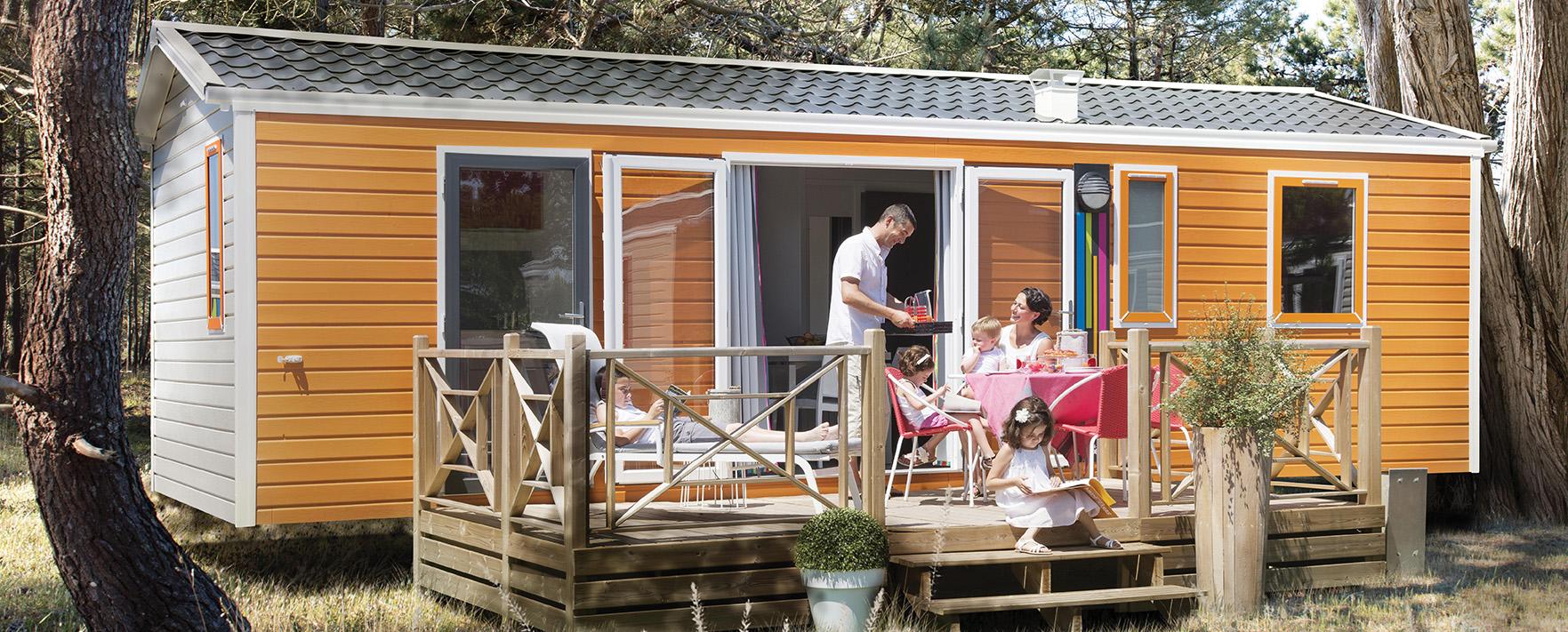 Constructeur de mobil-homes pour particuliers - mobil-home Rideau
