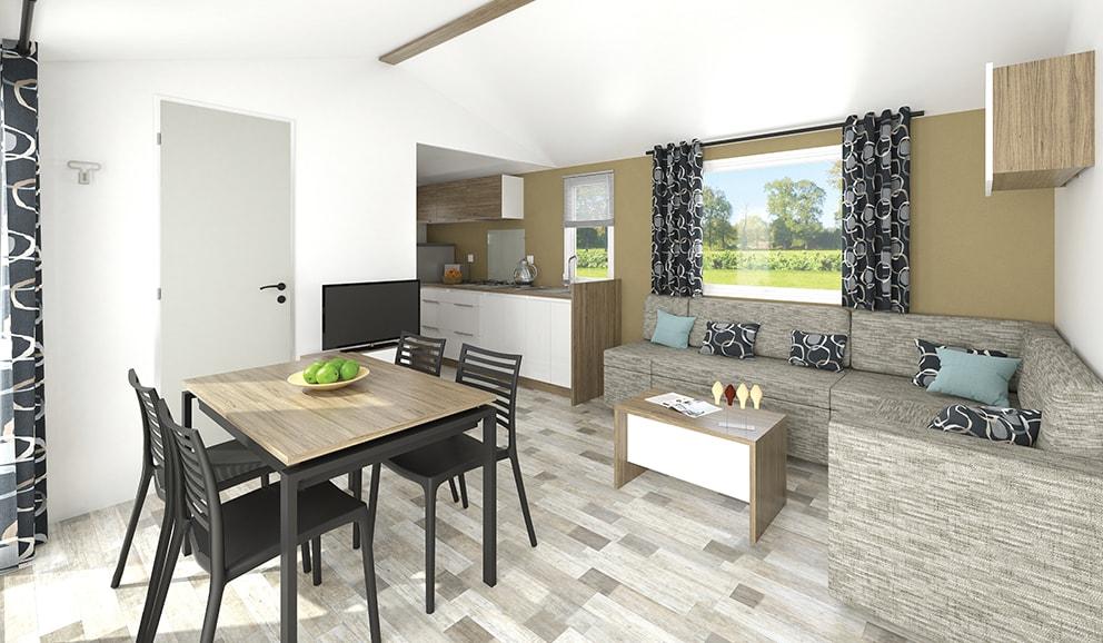 kaledaduo l 39 ergonomie grand standing rideau. Black Bedroom Furniture Sets. Home Design Ideas
