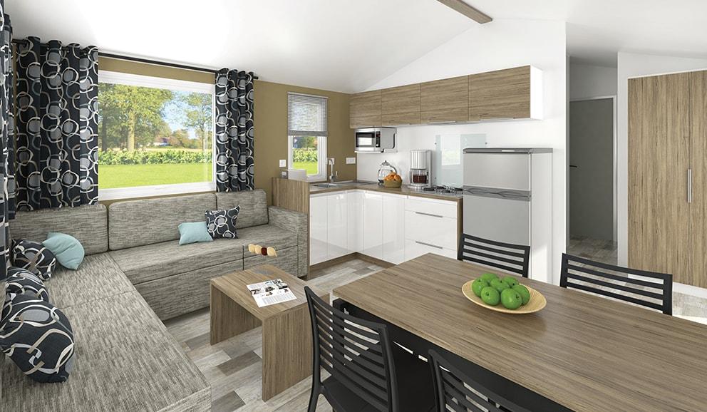 luganoduo 2 chambres sur une implantation des plus. Black Bedroom Furniture Sets. Home Design Ideas