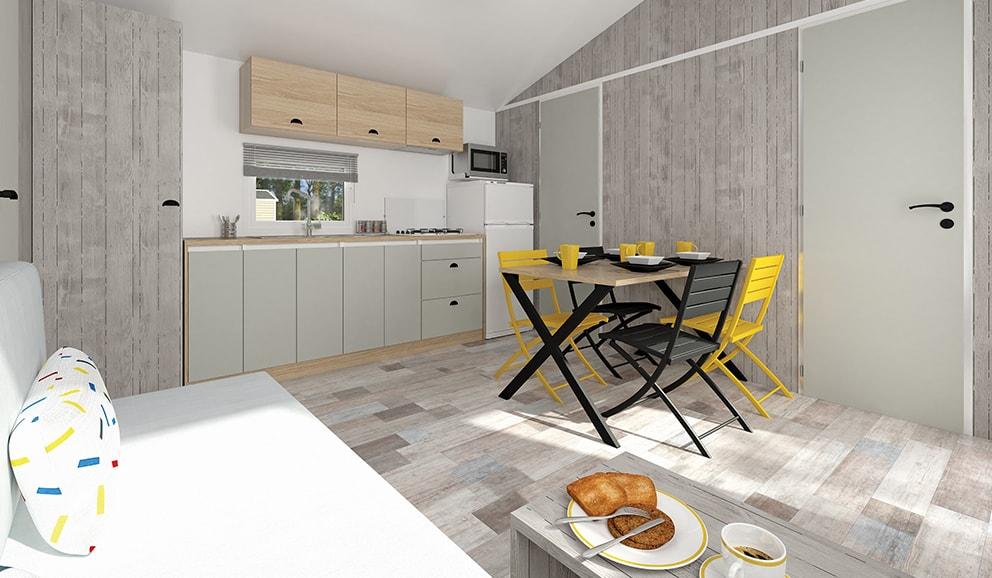 nirvanaduo espace un agencement modulable qui permet un usage h telier rideau. Black Bedroom Furniture Sets. Home Design Ideas