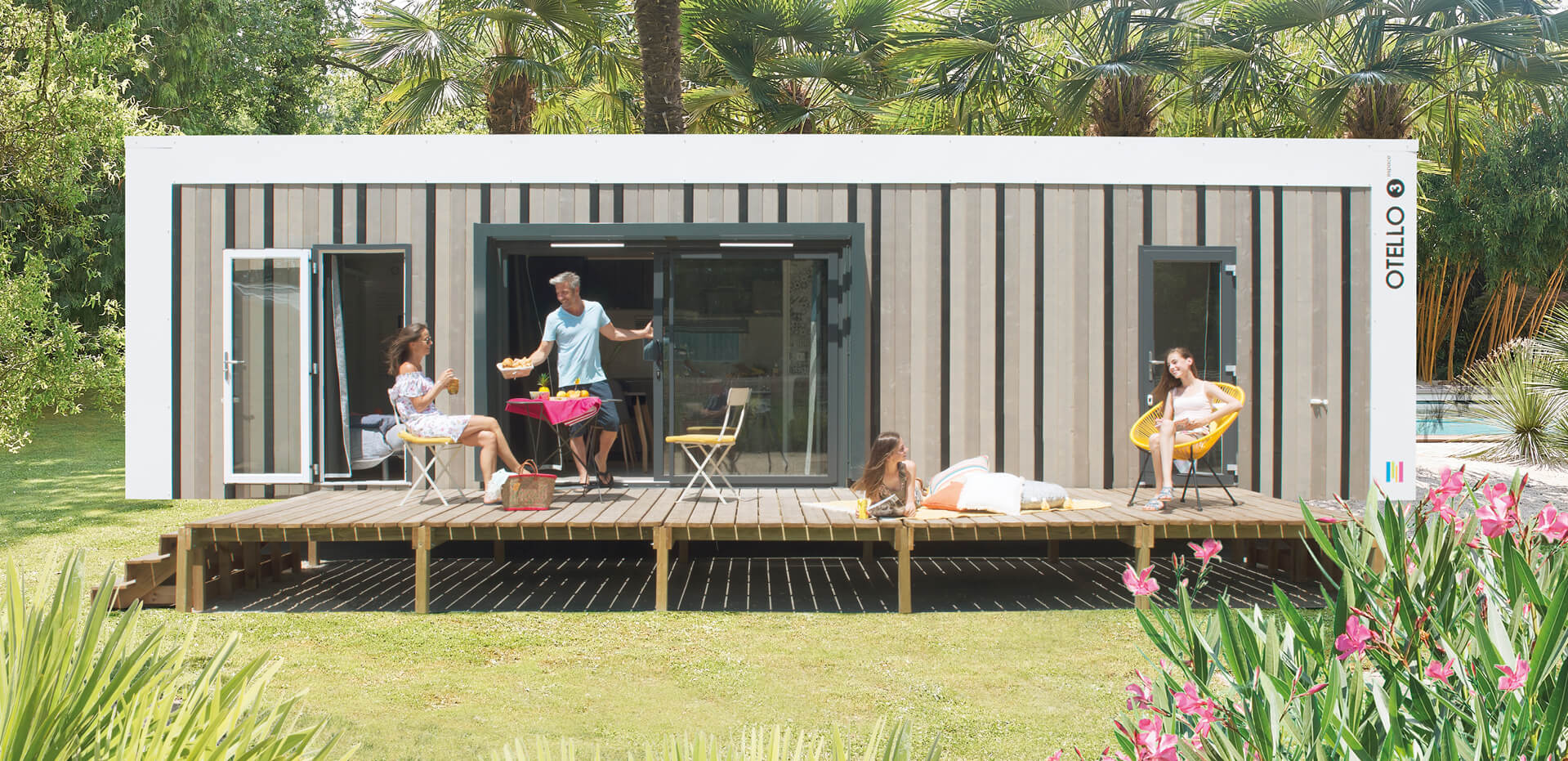 fabricant de mobil home constructeur fran ais mobil home rideau. Black Bedroom Furniture Sets. Home Design Ideas